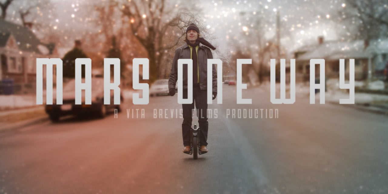 Video Thumbnail for Mars One Way